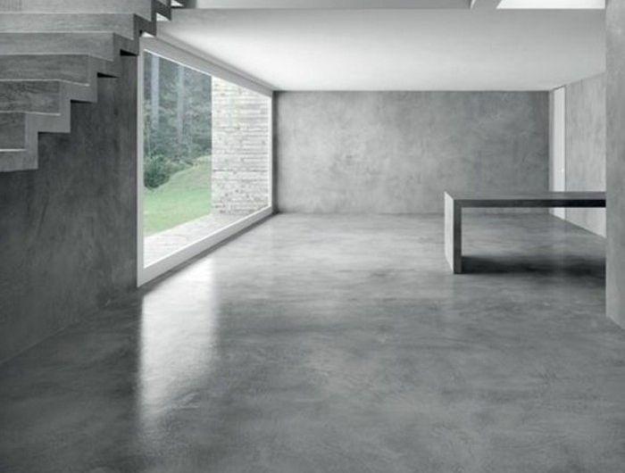 Beton In Interieur : Intérieur en béton décoratif nos conseils
