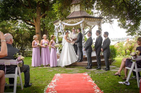Garden Wedding Ceremonies In Melbourne