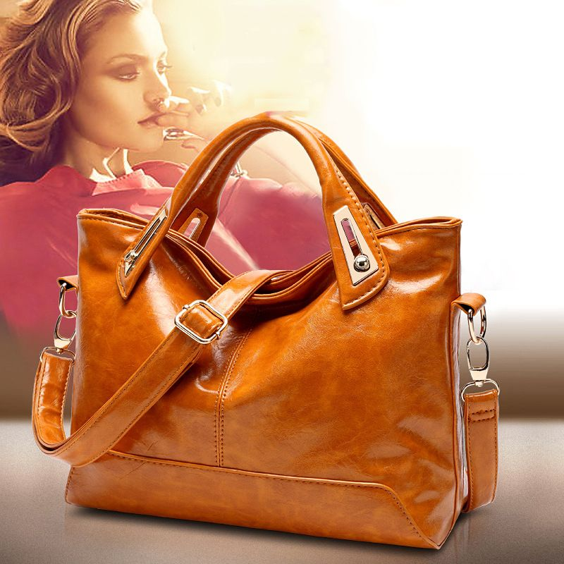 0abb65f1f7c6 2017 WEICHEN New Famous Brand Fashion Women Luxury Shoulder Bags High  Quality Genuine Leather Handbag Female
