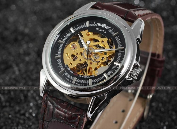 skeleton watch men winner original factory cheap price skeleton watch men winner original factory cheap price custom watches whole watch for