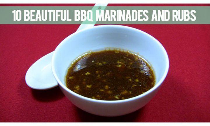 chinese plum marinade  recipe  bbq marinade barbecue