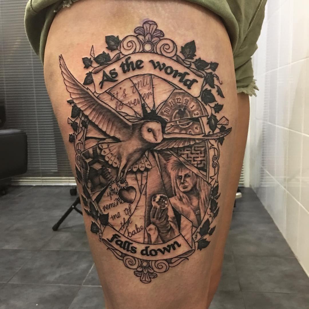 Labyrinth Tattoos: Labrynth Tattoo, Labyrinth Tattoo