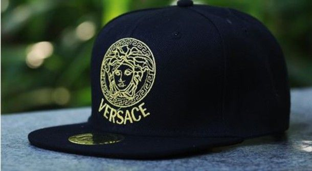 black gold versace snapback - Google Search  e6b4fb15b47