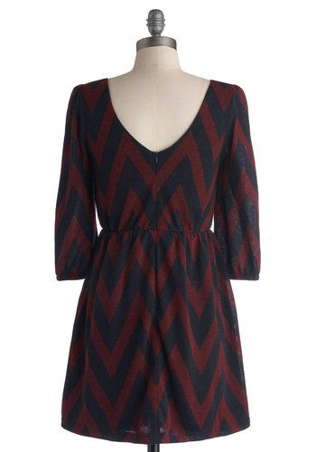 Knowing Every Angle Dress, #ModCloth