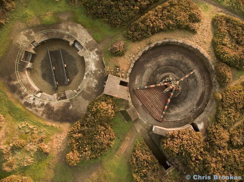 18 Incredible Aerial Views of Buildings in