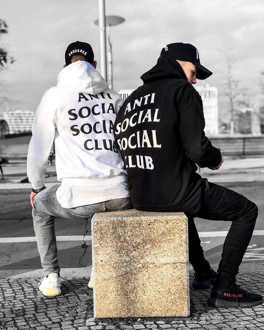 Pin By Aurelia On A P P A R E L Fit S Street Wear Anti Social Social Club