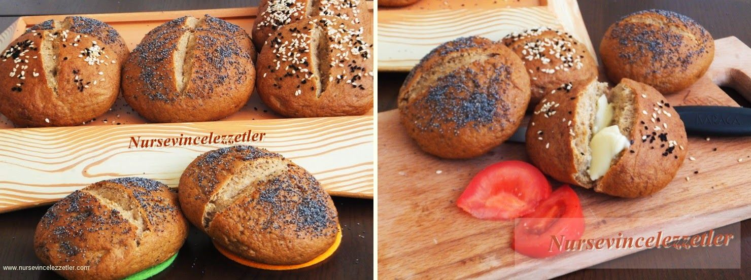 Alman ekmeği tarifi