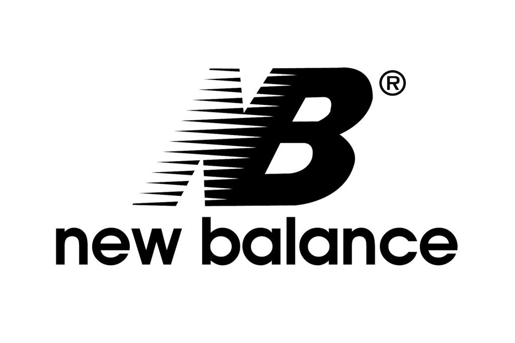 nike and new balance logo