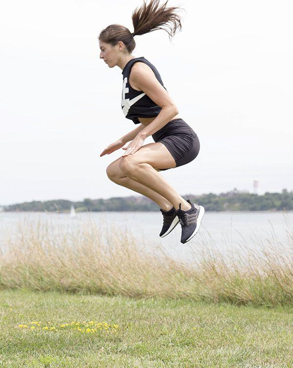 Sprints exercise