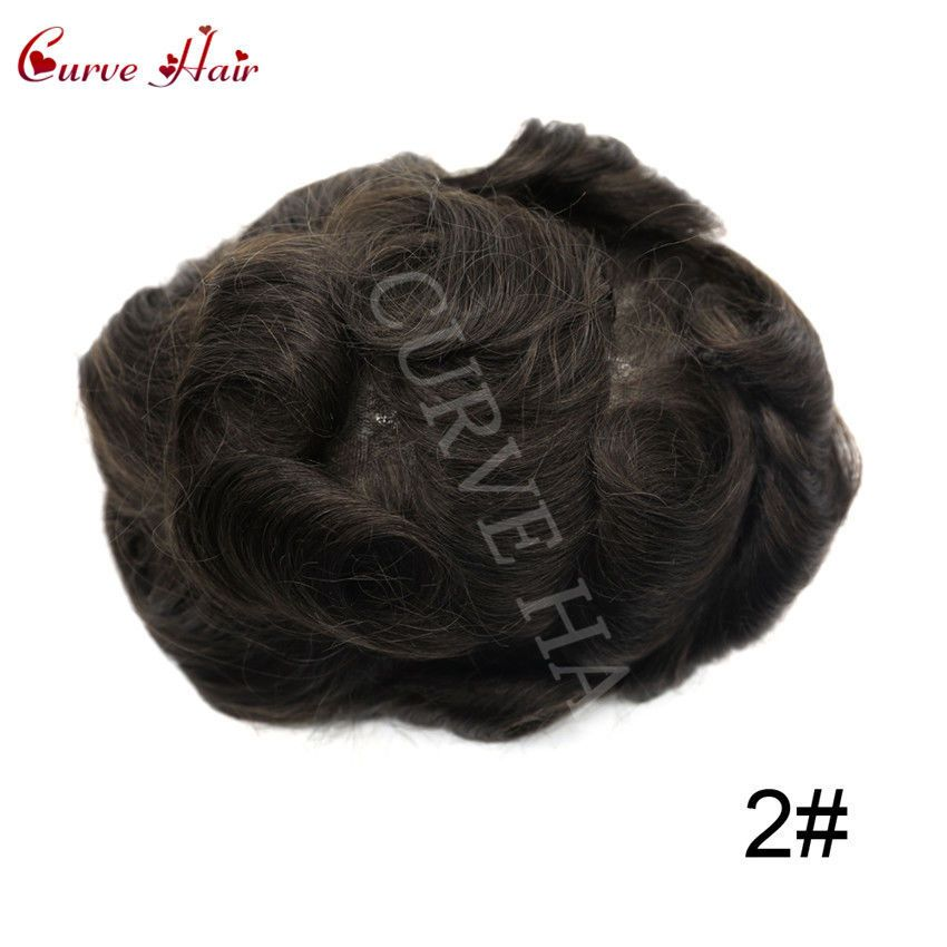 French Lace Front Mens Toupee Mens Hairpieces