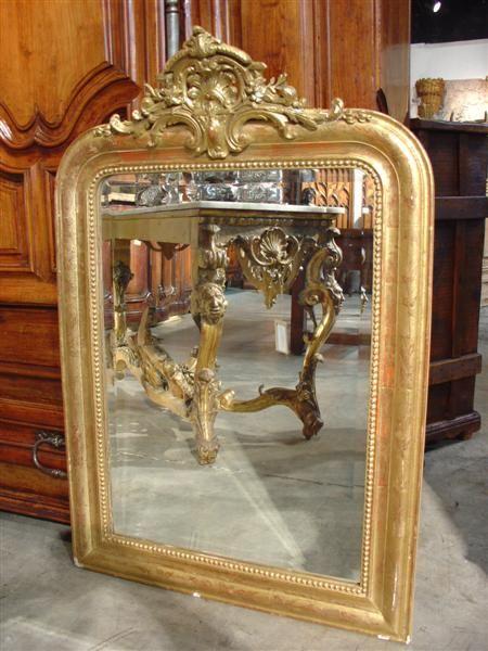 Espejos antiguos espejos pinterest espejos antiguos - Espejos antiguos grandes ...