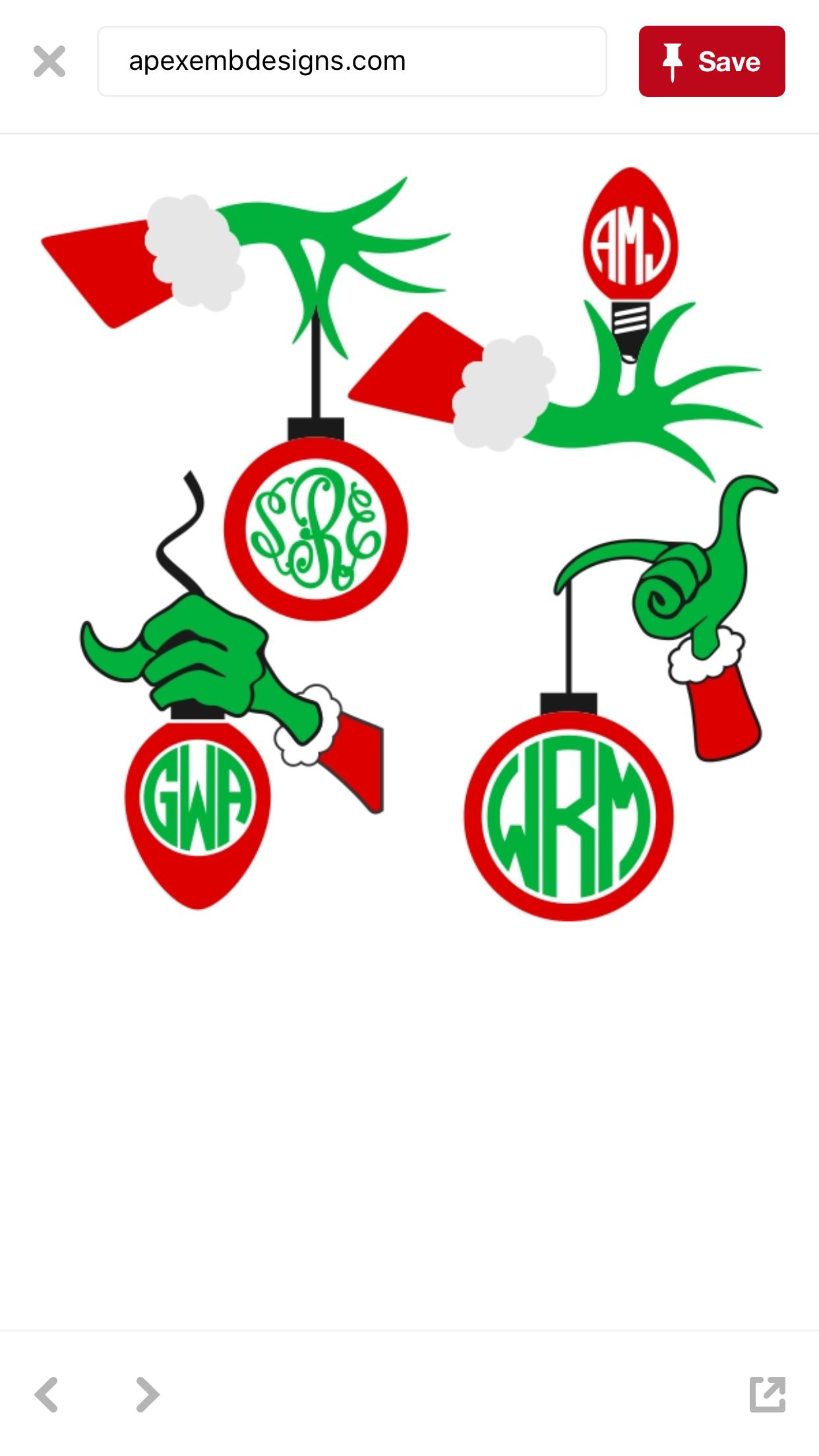 Grinch Hand SVG, Grinch Face SVG Bundle, Grinch svg files