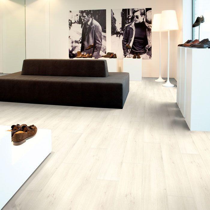 Aqua-Step Wood4V PVC laminaat - Beachhouse Oak #AquaStep #Waterproof ...