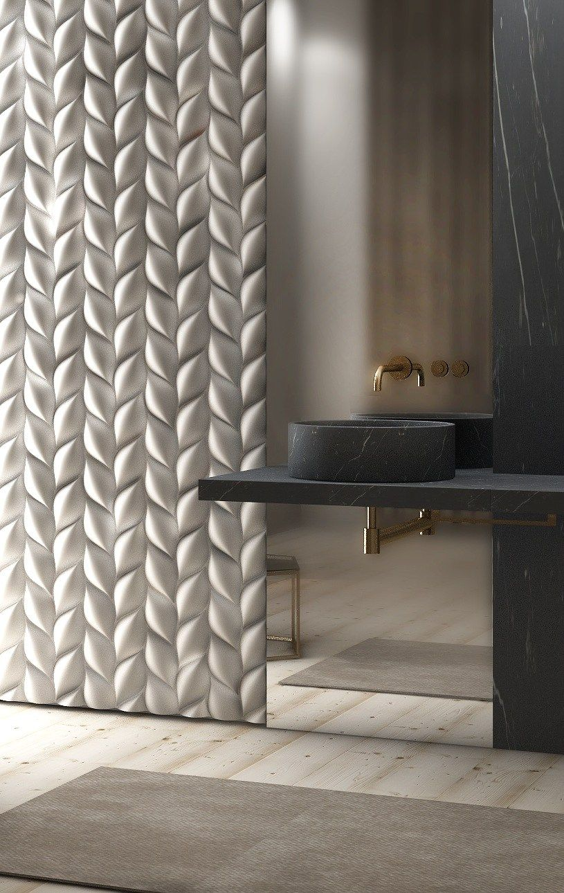 3d surfaces frosted mirror most unusual wall coverings for every room in the house