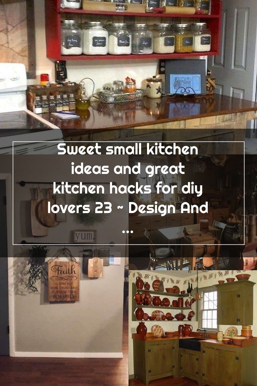 Pin auf Primitive Kitchen