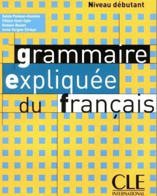 Grammaire expliquée du français PDF (com imagens ...