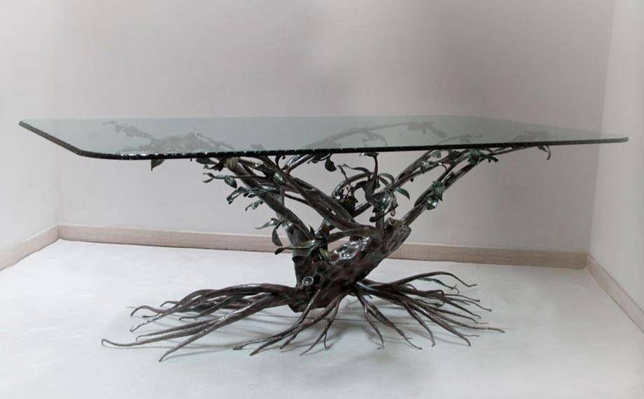 Risultati immagini per tavolo ferro battuto | tavoloFBatt ...
