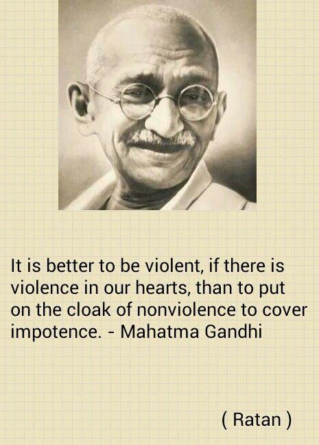 Mahatma Gandhi Quotes Mahatma Gandhi Quote  Meaninglife  Pinterest  Mahatma Gandhi