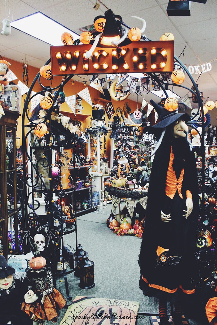 #TravelTuesday: Take a trip to the most magical Halloween wonderland ever