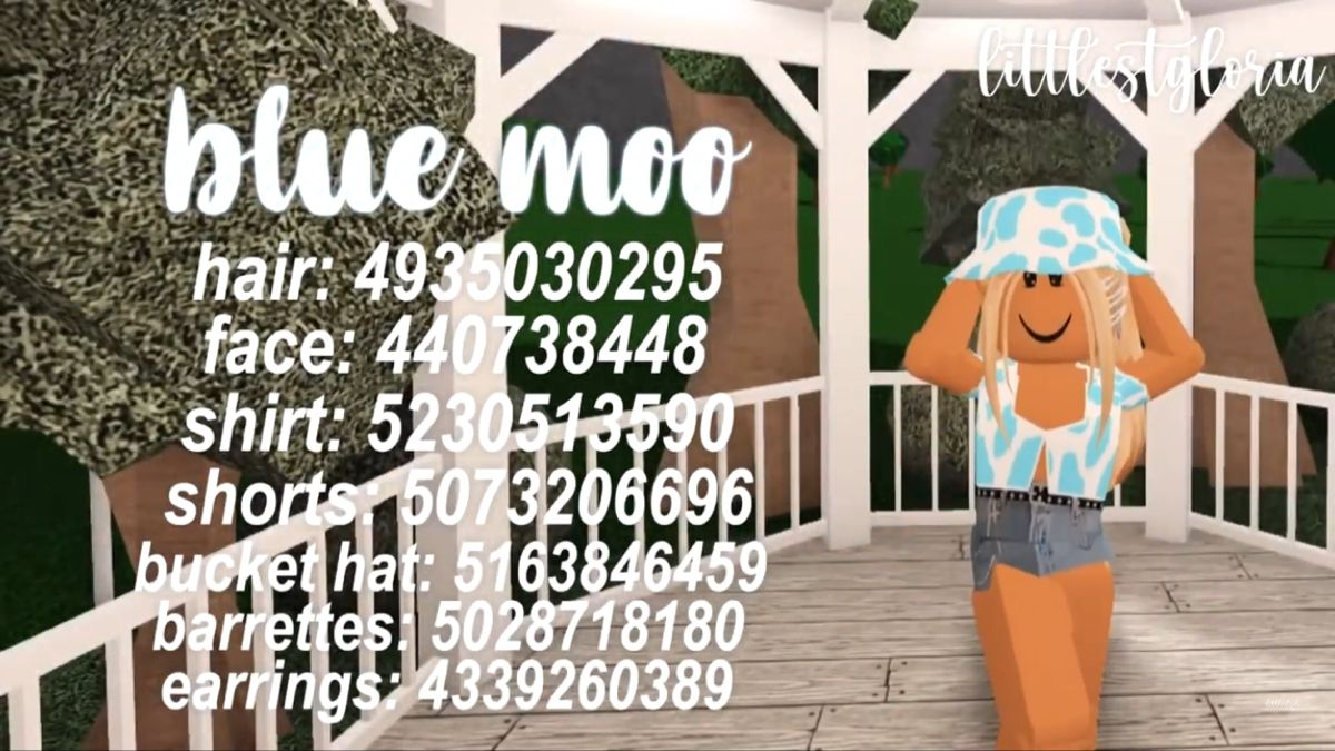 Pin by M a d d i e 🦋 on Bloxburg in 2020 Roblox, Roblox