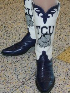 new styles quite nice really comfortable Yea TCU boots....one day I'll invest in a pair! #tcu_boots ...