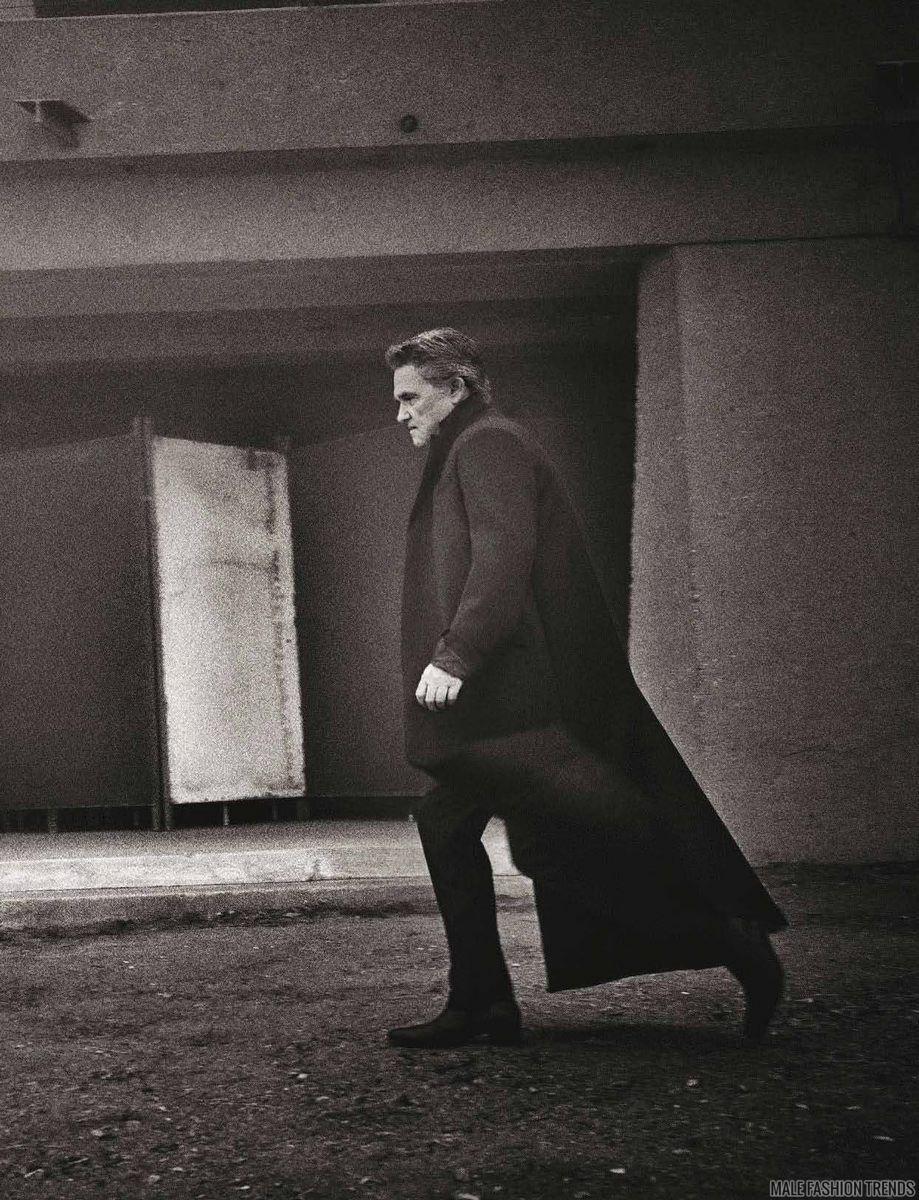 Kurt Russell para L'Uomo Vogue Diciembre 2015 por Francesco Carrozzini - Male Fashion Trends