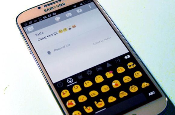 How to type special characters and Emoji on your Android