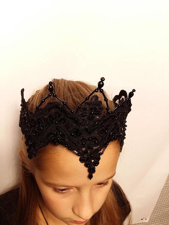 Evil Queen Lace Crown 88c824533de