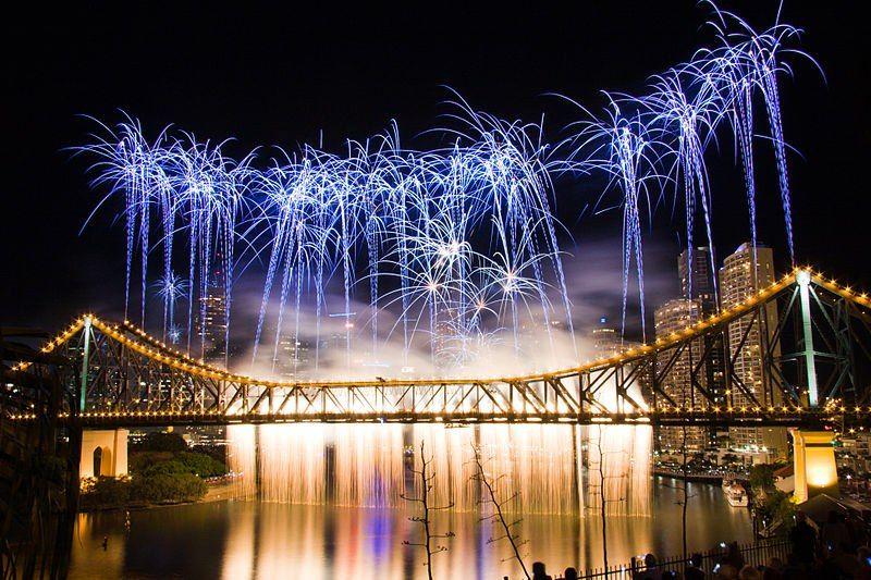Sunsuper Riverfire 2012 Australia