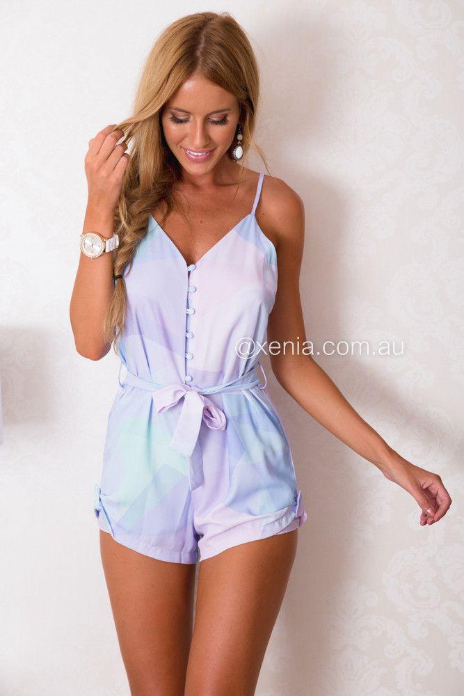 ba2393c776 Think Of You Playsuit ▷ ▷▷ Shop It Now ❤ Xenia Boutique xx ...
