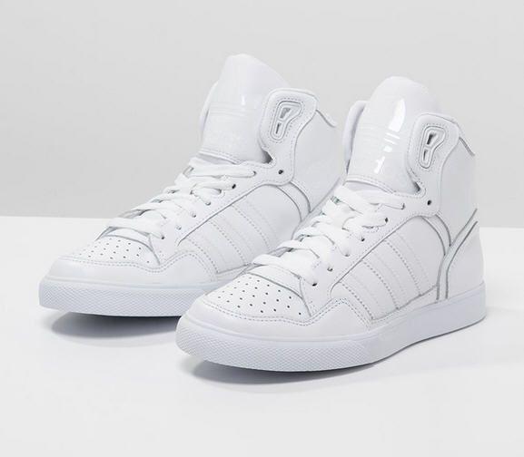 basket adidas blanche femme