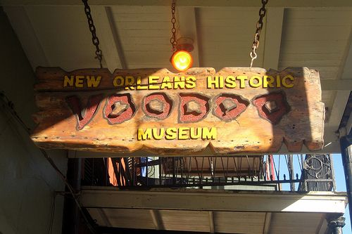 New Orleans - French Quarter: New Orleans Historic Voodoo Museum