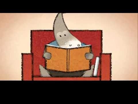 """É um livro - animação sobre o livro """"It's a book"""", de Lane Smith. - YouTube"""