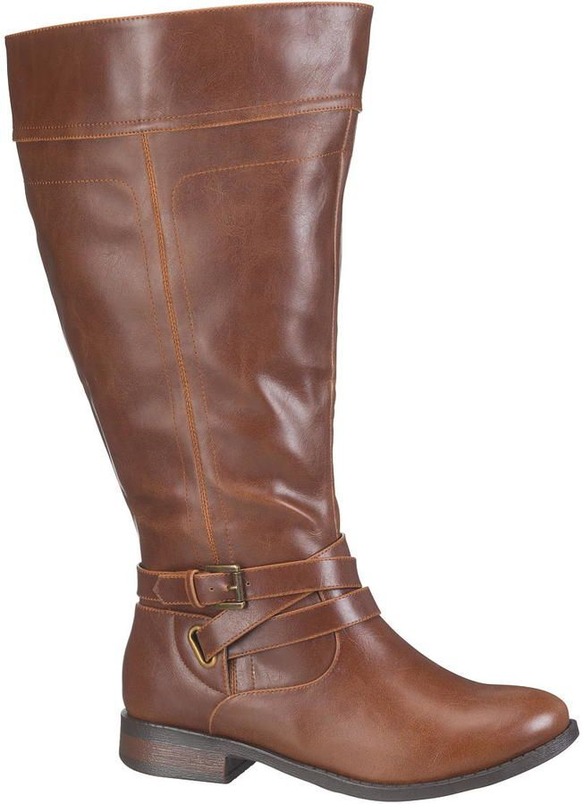 d8e26085024 Extra Wide Calf Riding Boot (up to 19