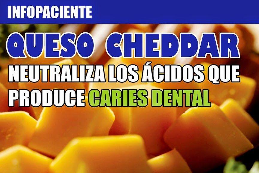 INFOPACIENTE: Come queso y jamás tendrás caries | Directorio Odontológico