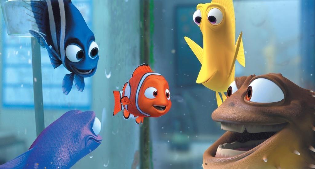 finding nemo | Disney quiz, Disney, Disney quizzes  Walt Disney Pictures Presents A Pixar Animation Studios Film Finding Nemo