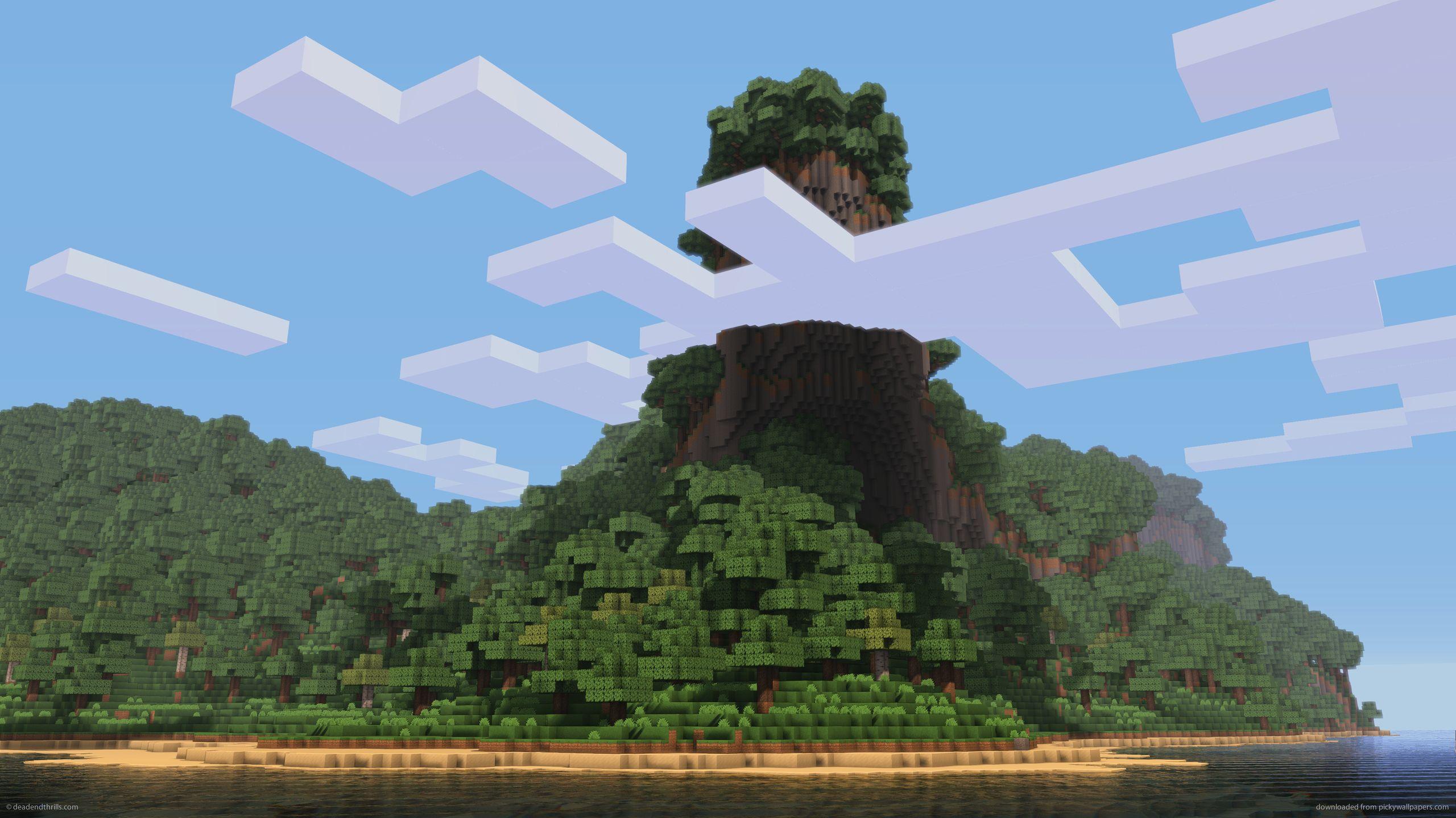 necraft Wallpapers Screenshots Show Your Creation HD Wallpapers