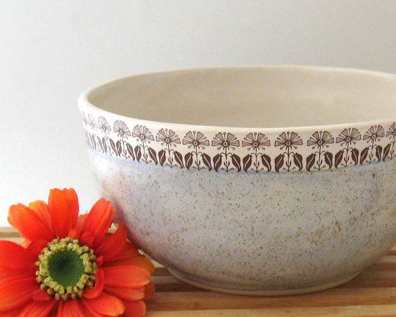 Serving Bowl Ready to Ship