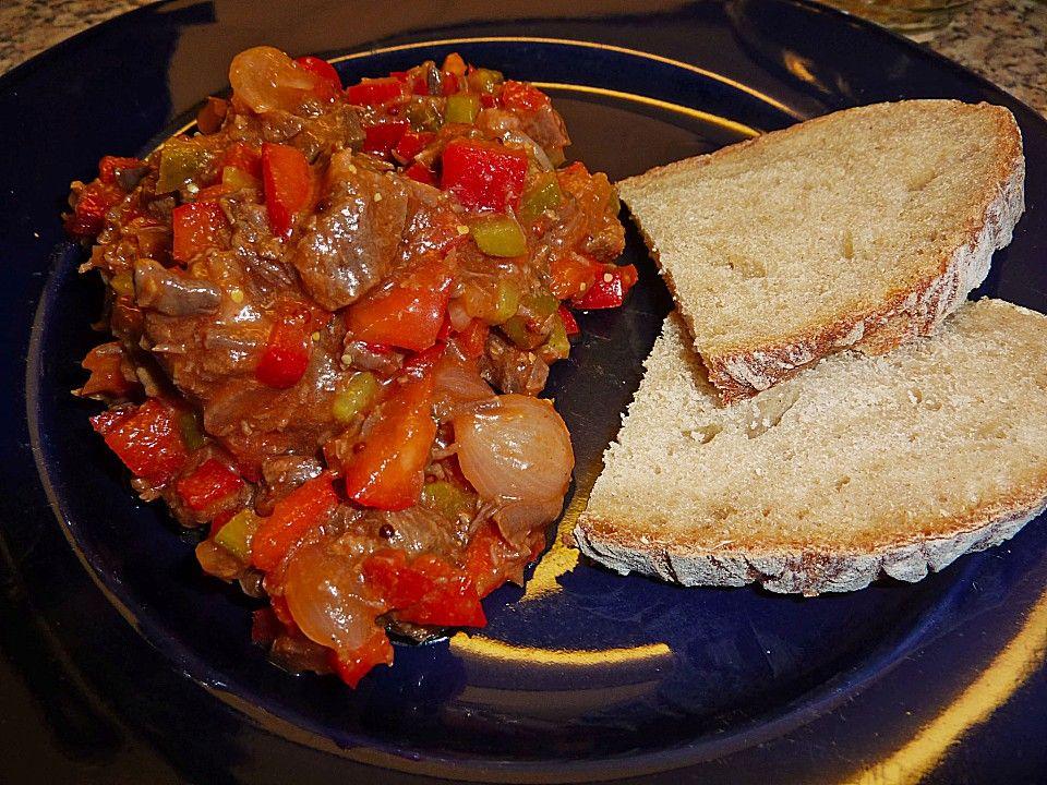 Teufelssalat von mamirah24   Chefkoch