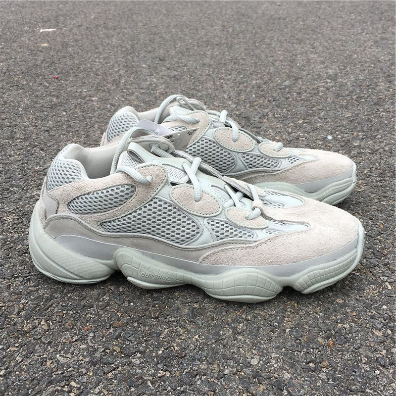 "3eca4810d6f63 Adidas Yeezy 500 ""Salt"" Release Date   Where to Buy"