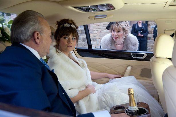 emmerdale wedding - Google Search