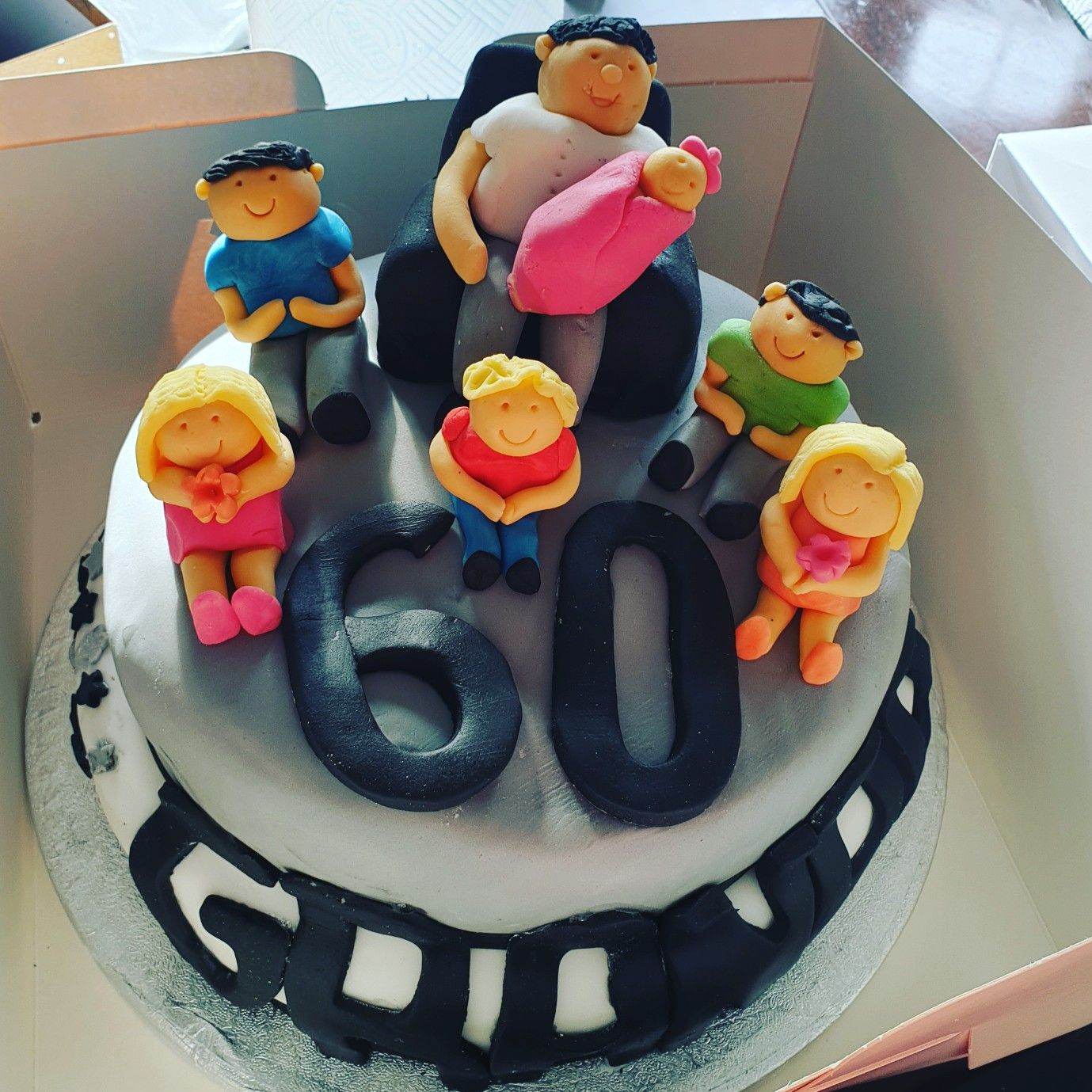 47+ Birthday cake for grandma and grandpa inspirations