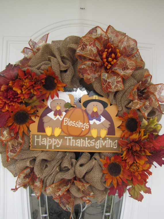 Hey, I found this really awesome Etsy listing at https://www.etsy.com/listing/207280411/fall-burlap-wreath-autumn-burlap-wreath