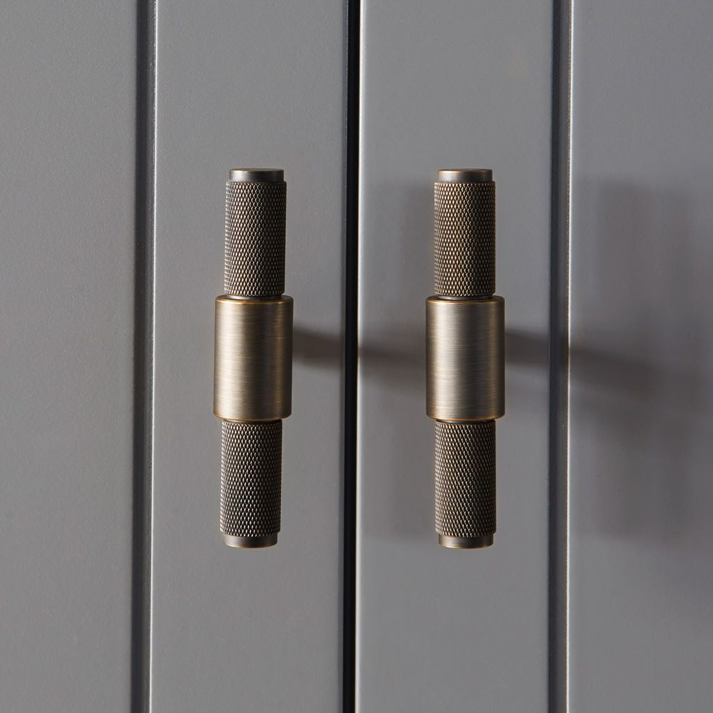 Buster Punch T Bar In 2020 Bronze Kitchen Hardware Buster