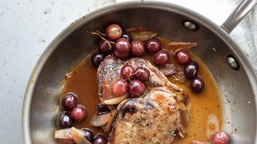 Pan-Roasted Pheasant Recipe in 2020 | Pheasant recipes ...