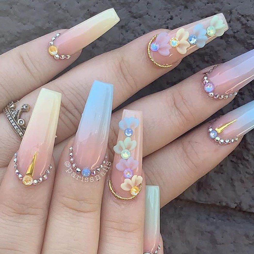 20+ Most Beautiful Nails Design That Will Catch Your Eye