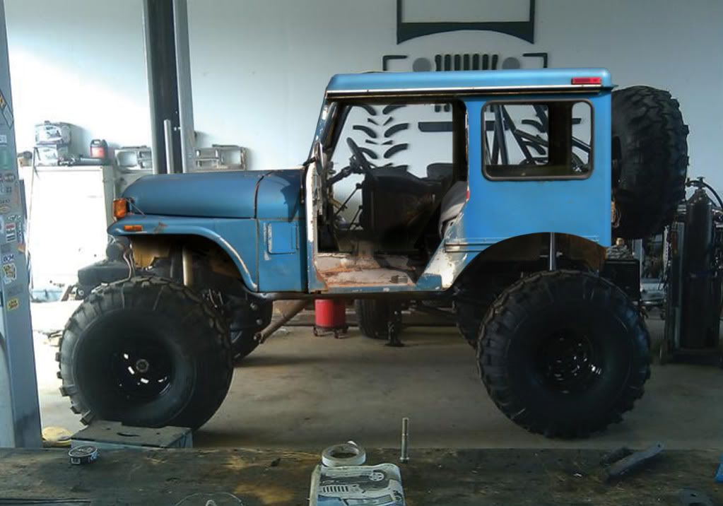 Gone Postal Mail Jeep Build Pirate4x4 Com 4x4 And Off Road