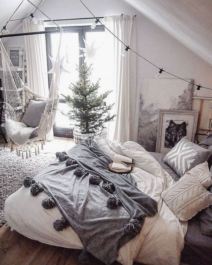 21 Cosy Winter Bedroom Ideas: 41 Great Decoration Ideas To Make Bedroom More Cozy And