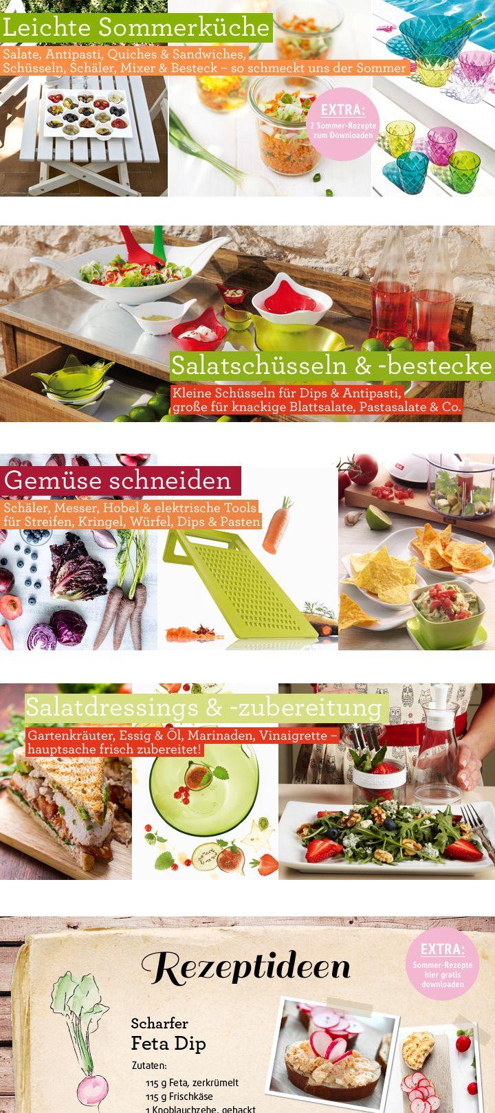 design3000 Leichte Sommerküche – Küchenhelfer, Geschirr & Rezepte ...