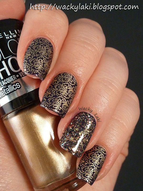 Wacky Laki: #nail #nails #nailart   .OBSESSED : WACKY LAKI NAILS ...